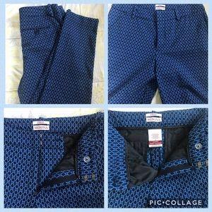 Merona- Cropped Skinny ankle stretch pants